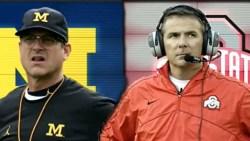 Watch No. 2 Ohio State v No. 3 Michigan Live On ESPN3