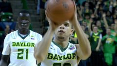 Lecomte Scores 22pts, No. 24 Baylor Opens With Win