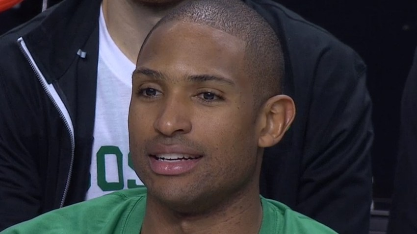 Al Horford of Celtics in NBA playoffs