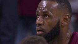 James Scores 35pts, Leads Cavaliers Past Raptors