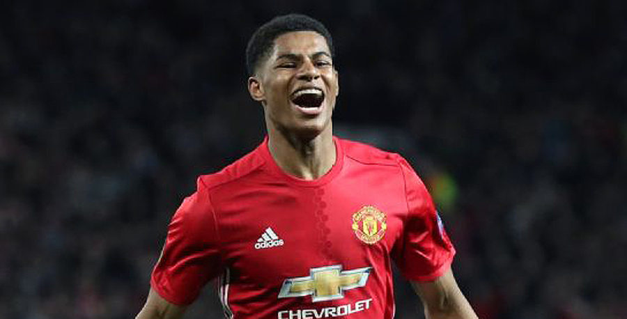 Rashford Strikes As United Tame Foxes