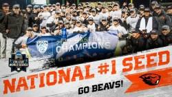 COLLEGE BASEBALL: NCAA Tournament National Seeds Announced