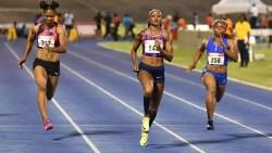 Elaine Thompson Blasts To 10.71 To Win Jamaica Trials