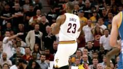 James had 29pts, 16rebs And Cavaliers Beat Celtics, Irving 102-99