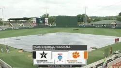 Clemson Regional Live Updates: Vanderbilt v Clemson on ESPN3