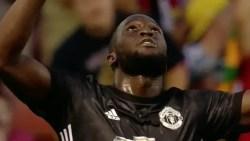 Rashford, Lukaku Start Together: Manchester United v Manchester City Live