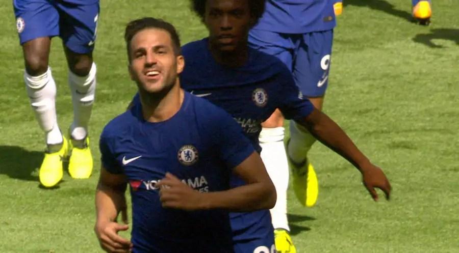 Cesc Fabregas - Premier League