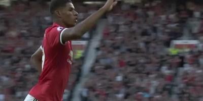 Marcus Rashford - Livescores Manchester United