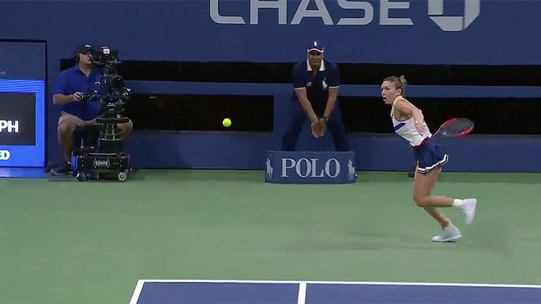 US Open Grand Slam - Simona Halep