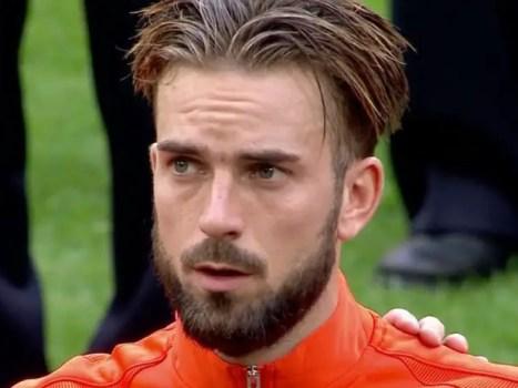 Netherlands in World Cup qualifier