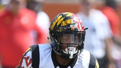 Maryland Shocks No. 23 Texas, 51-41; Pigrome, Richardson Injured