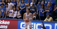 No. 1 Duke v Utah Valley Live Stream, Audio And Scores