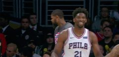 Embiid Scores Career-High 46pts, 76ers Beat Lakers, 115-109