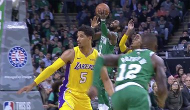 Celtics 107 Beat Lakers 96, For 10 Straight Wins