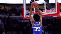 Bagley III Leads Duke Into NCAA Tournament Sweet 16 After Beating Rhode Island