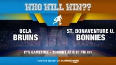 UCLA v St. Bonaventure: First Four NCAA Tournament Stream, Preview
