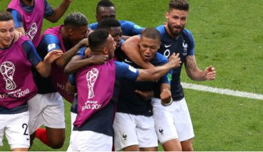 France Beats Croatia 4-2, Wins Second World Cup: Video