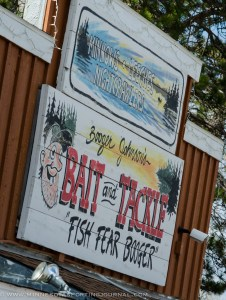 Booger Johnson's Bait and Tackle @ Smokey Hills Outdoor Store