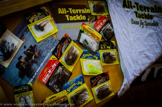 73113 - All Terrain Tackle prize package