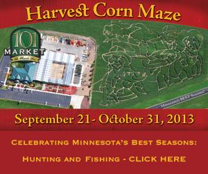 Harvest Corn Maze 2013b
