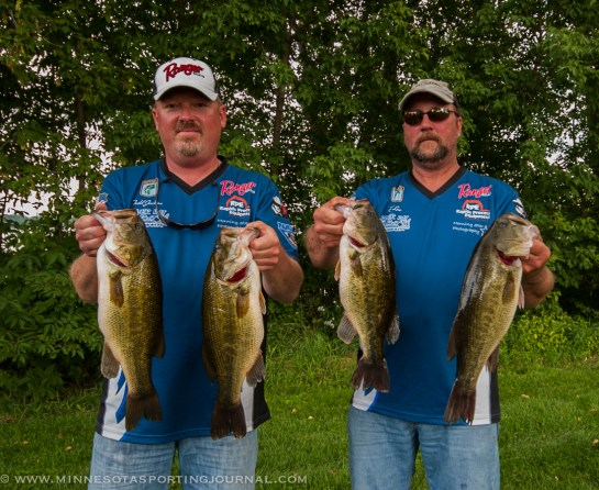 2nd Place Team Bill Low and Todd Jackson