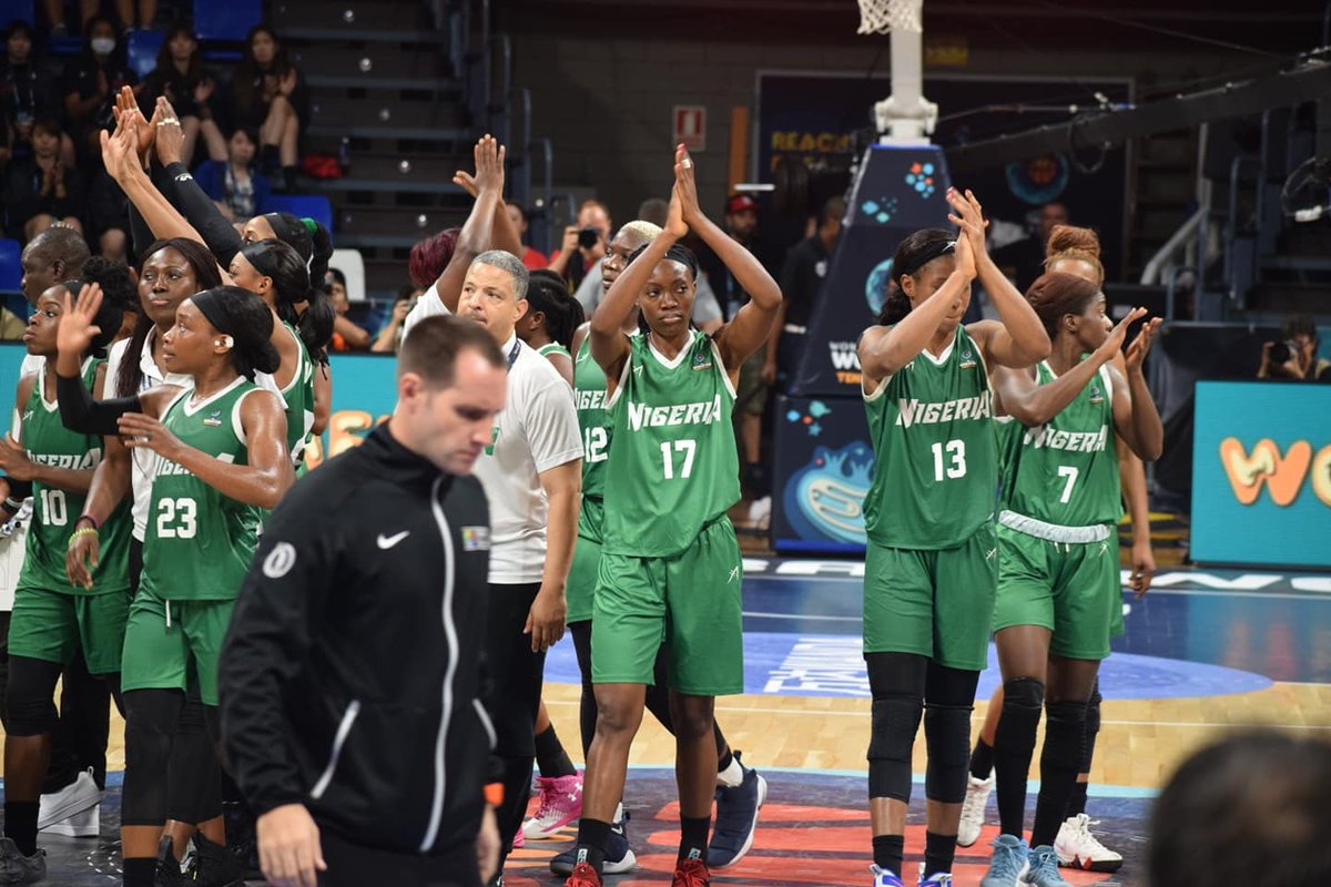 2020 Olympics Qualifiers: D'tigress Lands In Pot 3