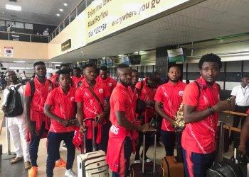 Injury ravaged Enugu Rangers seek redemption in Cairo