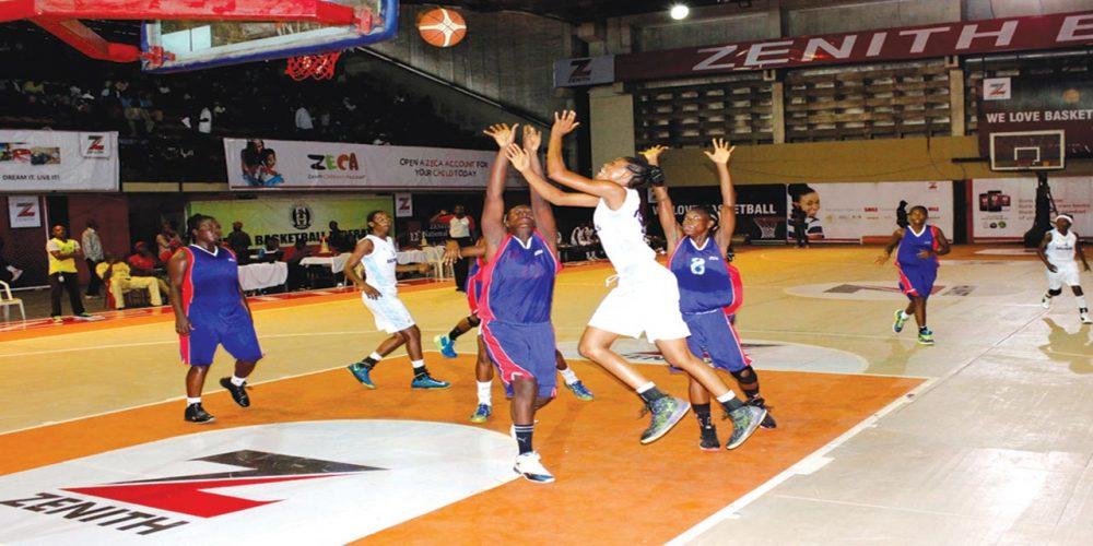Women Basketball League: Blackgold Defeats