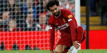 Klopp sweating on Salah fitness ahead of Palace trip
