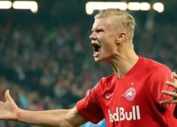 Man United reportedly plot move for Erling Haaland in January