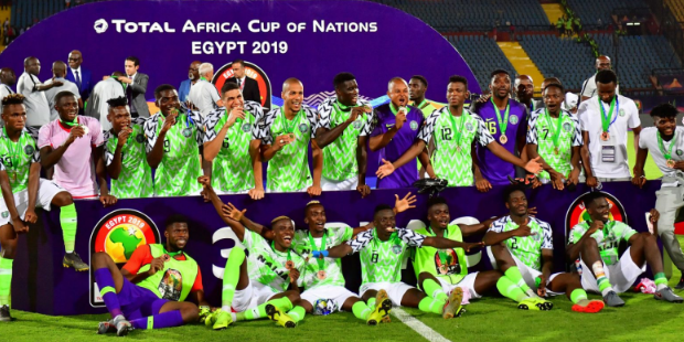 Eagles star shares 30% of 2019 AFCON $2m prize money