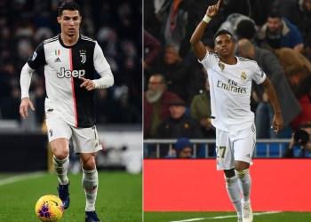 Real Madrid new sensation regrets not playing alongside Ronaldo