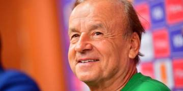 Rohr reveals what he wants to achieve with Super Eagles