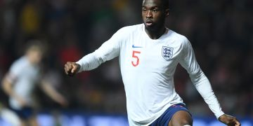 Playing for England not a walk in the park declares Tomori