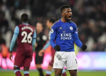 Iheanacho extends Leicester City FA Cup scoring record