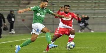 Saint-Etiennes Bouanga nominated for Ligue 1 award