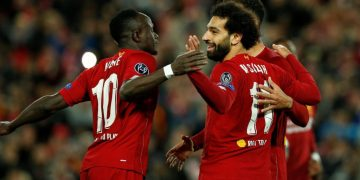 Liverpool advance to UCL last 16 after Salzburg victory