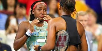 Future of women's tennis on display in Coco v Osaka part II