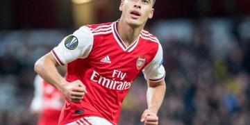 Martinelli: Shining light for Gunners