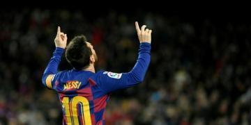Messi nets in Barcelona win as Setien enjoys winning start