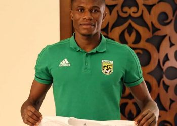 Stephen Eze excited to join Kazakhstans FC Tobol - Sporting Life