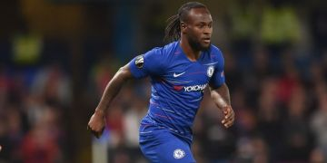 Inter Milan to announce Victor Moses six months loan deal today