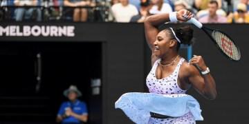 Serena Williams shuns Megxit question at Aussie Open