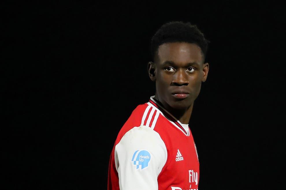 Balogun delighted to make his mark for Arsenal