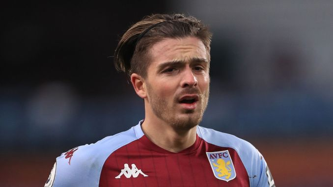 Aston Villa captain Grealish welcomes Mourinho's praise