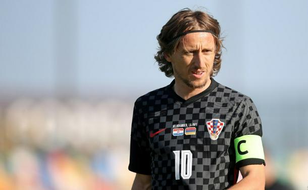 England home games 'unfair' says Croatia's Modric