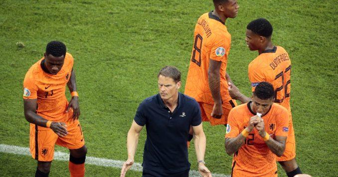 Netherlands head coach De Boer resigns after Euro 2020 exit