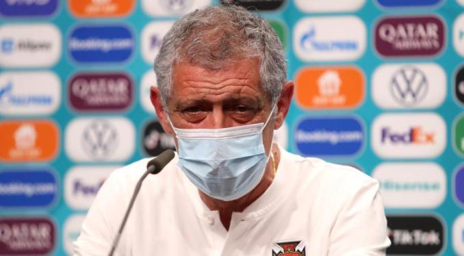 Euro 2020: Portugal coach Santos 'convinced' of win over Belgium