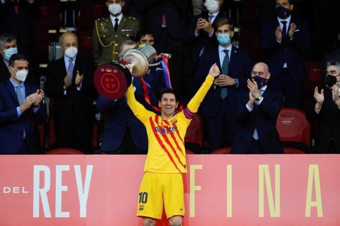 Spanish FA copies UEFA and scraps away goals in Copa del Rey