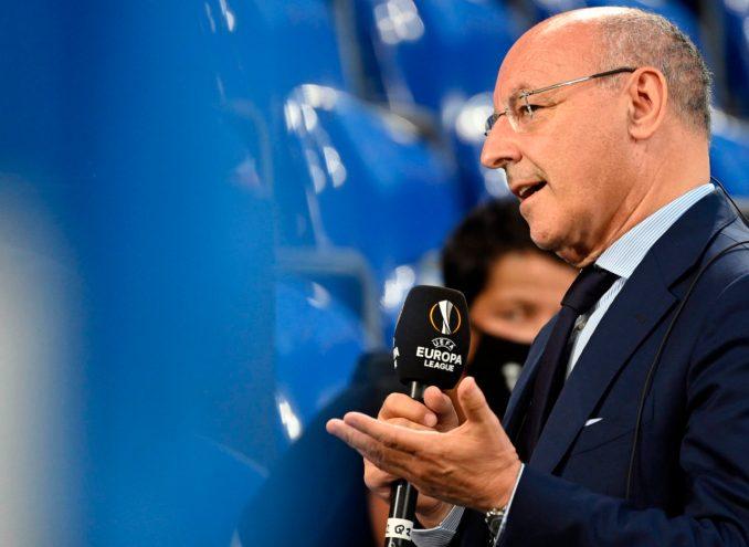 Inter set to sign new deals with Marotta, Austilio